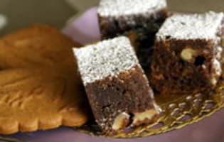 Brownie aux noix fraîches et spéculoos - Etape 12