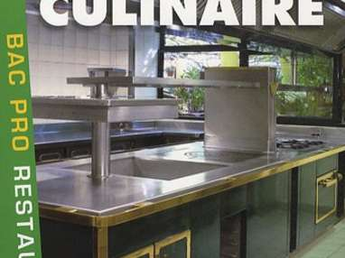 Techno culinaire Bac Pro Restauration