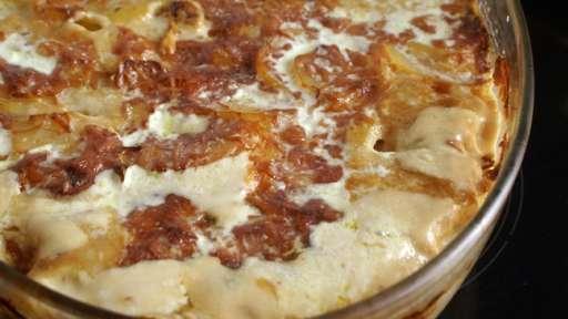 Gratin de pommes de terre - recette de gratin de pommes de ...