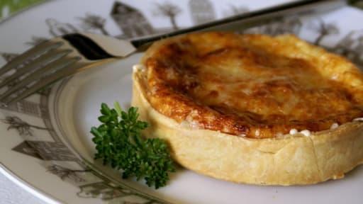 Quiche Lorraine Recette De La Quiche Lorraine Recette Par Chef Simon