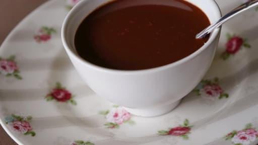 Sauce Chocolat Legere Sans Beurre Ni Oeufs Ni Creme Recette De La
