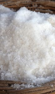 Panier de sel