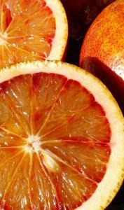 Oranges sanguines