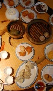 Table dim sum