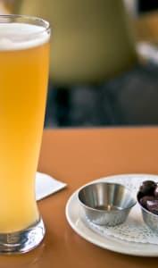 Bière blanche