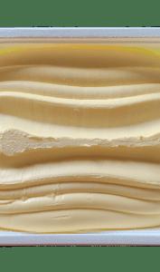 Margarine prête à l'emploi