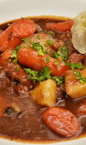 Assiette d'irish stew