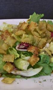 Salade de ravioles de Royan