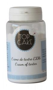 Crème de tartre (additif E336)