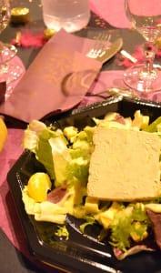 Table de Noêl traditionnel