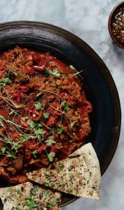 Curry rouge fait maison
