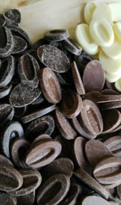 Le chocolat de couverture