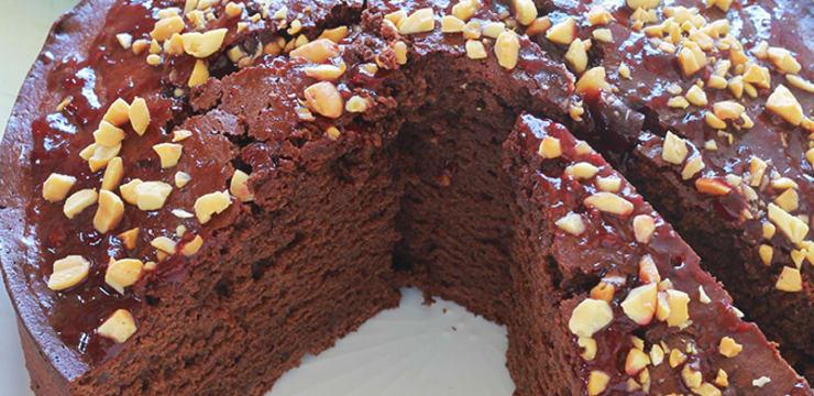 Gateau Au Yaourt Et Cacao En Poudre Moelleux Facile Recette Par Cuisine Culinaire