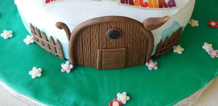 Un Gâteau Un Sourire