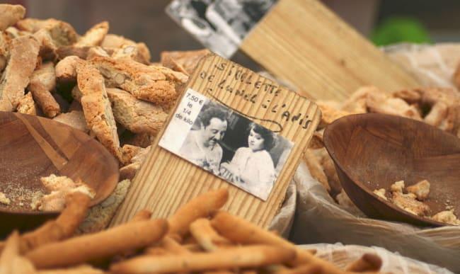 Gâteaux secs de provence