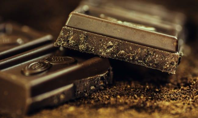 Tablettes de cacao amer