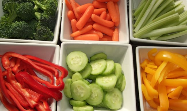 Légumes crus