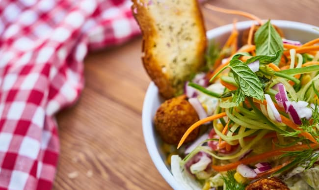 Salade de régime