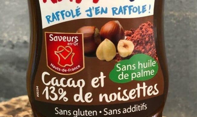 Confiture de lait Raffolé