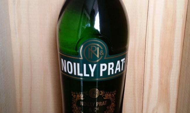 Bouteille de Noilly Prat