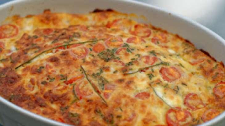 tarte maquereau tomate
