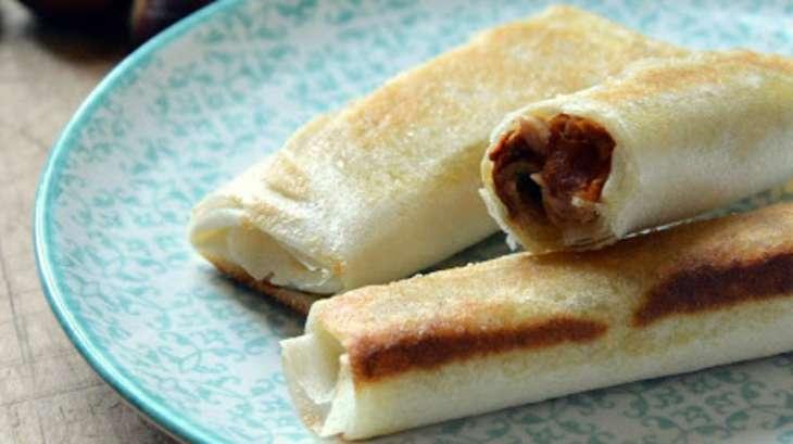 Croustillants girolles et foie gras po l recette par petite cuill re et charentaises - Cuisiner un foie gras frais ...