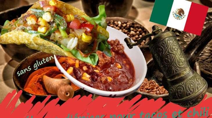 epices chili con carne