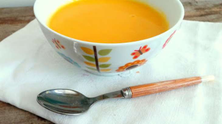 soupe d 39 hiver poireaux pommes de terre carottes panais recette par my culinary curriculum. Black Bedroom Furniture Sets. Home Design Ideas