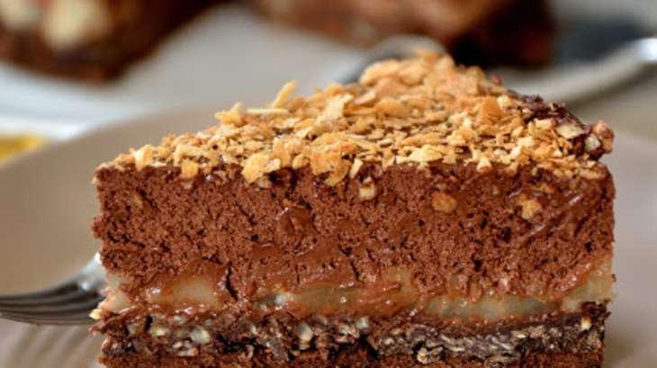 Recette Cake A La Poire