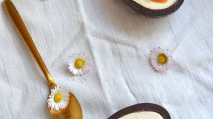 desserts de pâques au chocolat