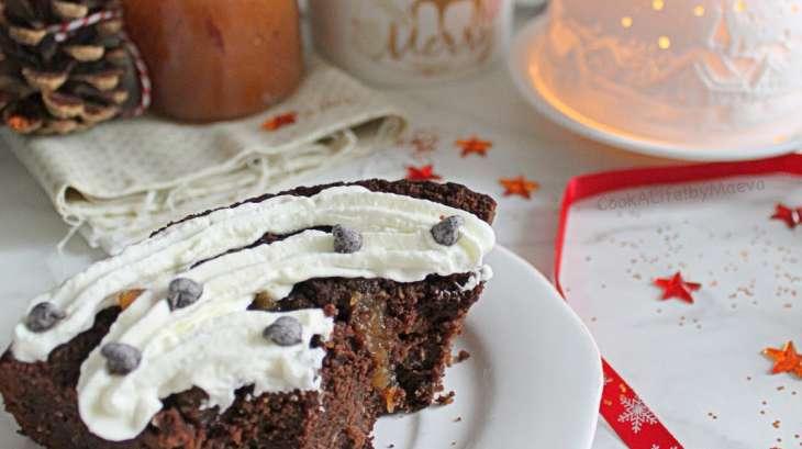 carrot cake recette vegan