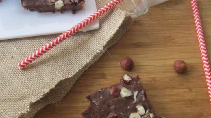 Fondant au chocolat et haricots rouges recette par les papilles qui fr tillent - Comment cuisiner les haricots rouges ...
