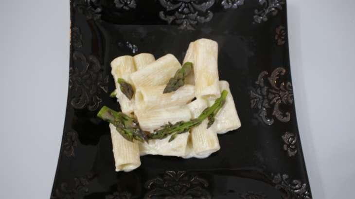 pâte fraîche aux asperges