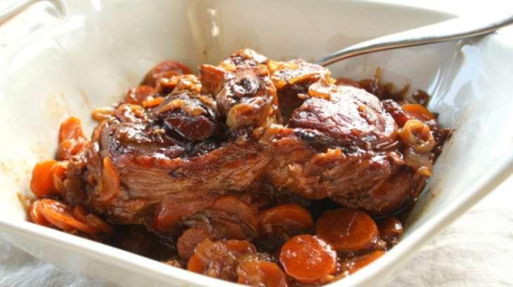 jarrets de veau recette