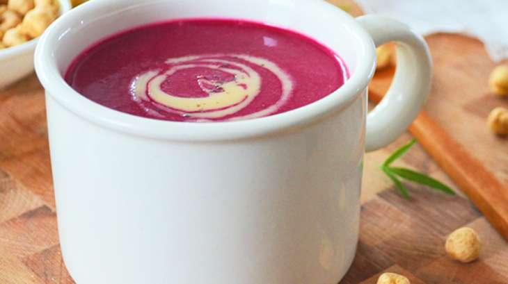soupe russe a la betterave