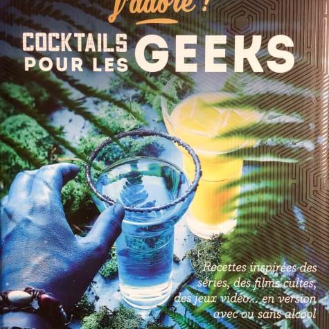 Cocktails pour les geeks