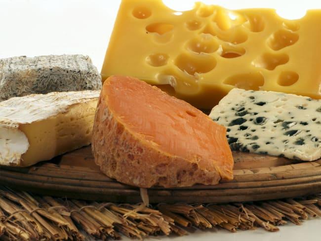 Réussir un beau plateau de fromages