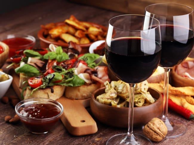 Quels vins boire à l'apéritif ?