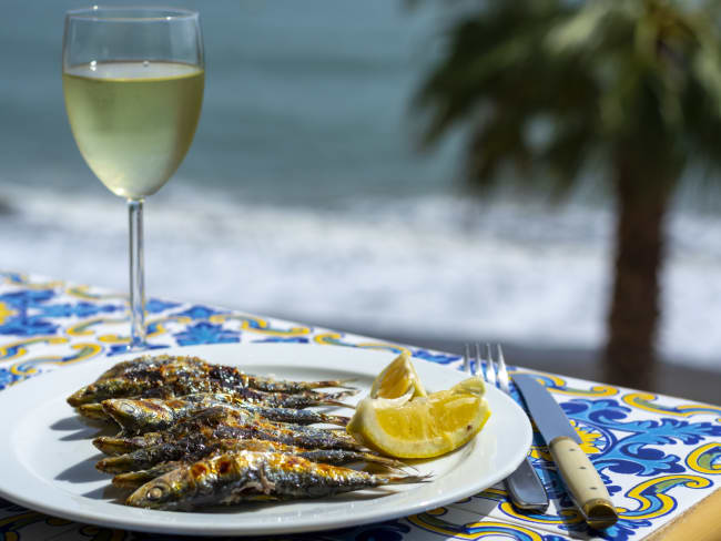 Quel vin boire avec les sardines ?