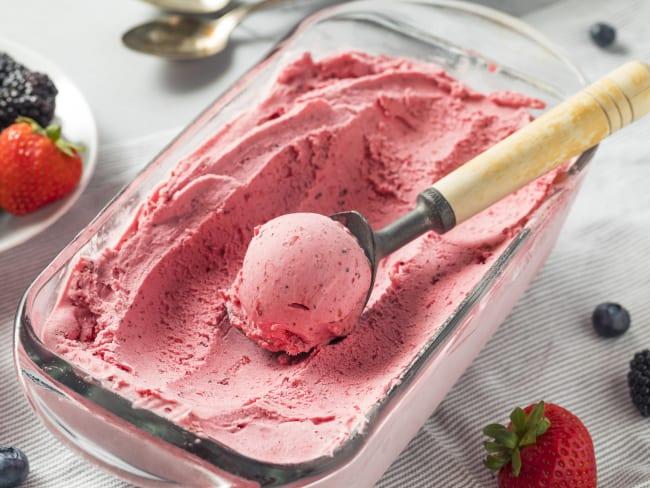 Réussir vos glaces et sorbets