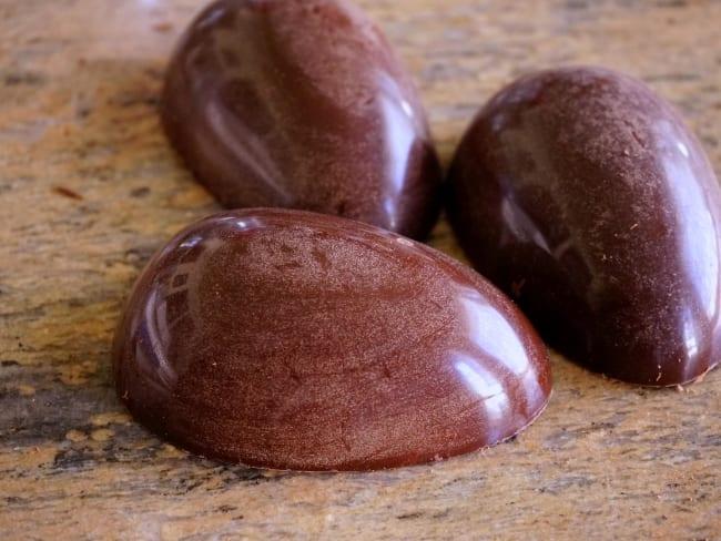 Moule à chocolat oeuf