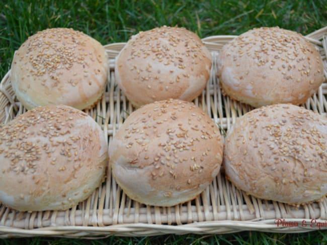 Petits pains à l'italienne