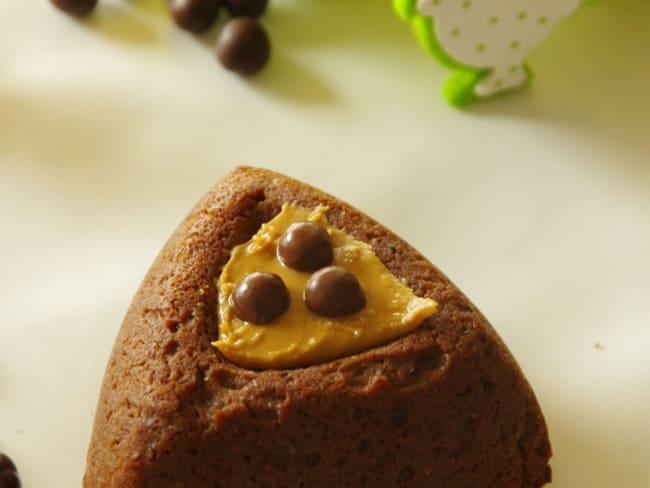 Saphirs de chocolat praliné coeur Ferrero Rocher