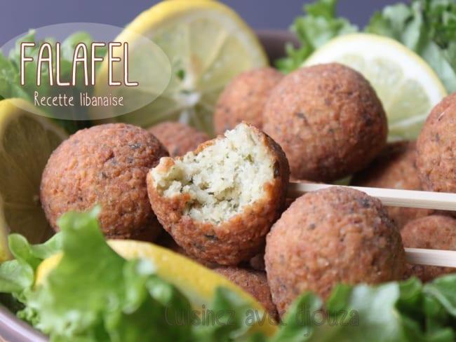 Falafels libanais