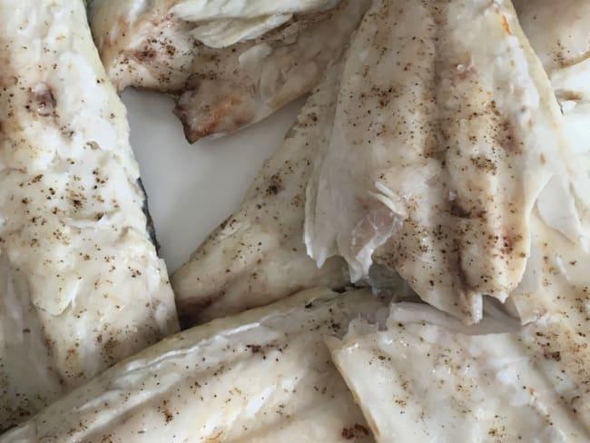 Filets de bar grillés au beurre blanc nantais