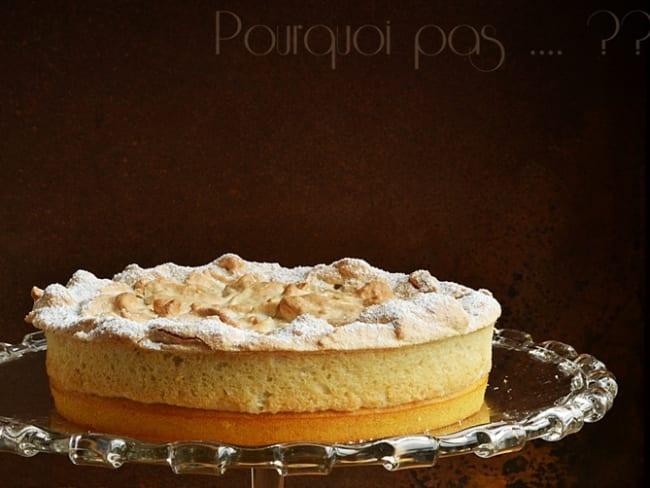 Cake-Ô citron amande coco
