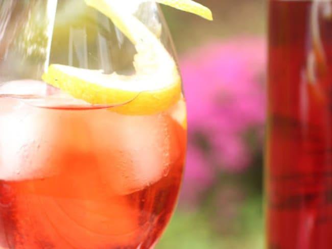 Boissons apéritives au vin pour vos soirées d'été