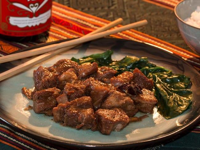 Porc Hong Shao