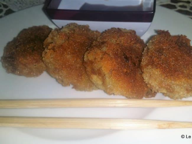 Croquettes Japonaises Korokke