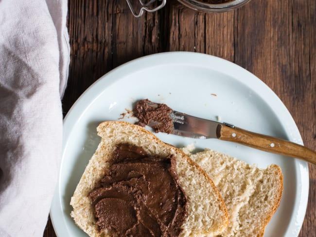 Beurre de cacahuètes au chocolat